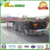 Cimc 3 차축 40FT 콘테이너 평상형 트레일러 세미트레일러