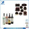 Het nieuwste Etiket van de Sticker van de Fles van de Sport van het Ontwerp Privé