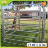 Панели скотин горячего сбывания дешевые, используемые панели загородки лошади, гальванизированные панели скотин