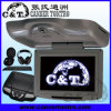 La chiquenaude de la voiture DVD couvrent vers le bas le moniteur 10.2 d'affichage à cristaux liquides du bâti TFT  (FD102Z)