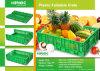 Paniers pliables en plastique pour le légume et les fruits