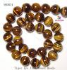 Branelli rotondi della pietra preziosa Beads12mm dell'occhio della tigre