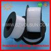 Tube protecteur du teflon PTFE de fil résistant chimique