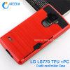 Het Geval van de Telefoon van de cel voor LG Ls770, Het Geval van de Houder van de Creditcard