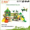 Waldserien-Kind-im Freienspielplatz-Plättchen