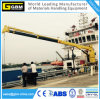 해안 근해 플래트홈 아BS CCS 증명서를 위한 배 배 기중기