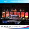 Afficheur LED de location polychrome d'intérieur de 500mmx1000mm P3.9mm pour l'étape