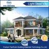 Casa pré-fabricada clara Multi-Storey da construção de aço da tecnologia verde