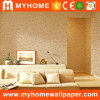 Textile Wallcovering de papier peint de la Corée pour l'hôtel