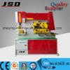 Buigende Machine van het Ponsen van Jsd Q35y de Hydraulische Scherpe