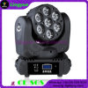 7PCS 12W LED Moving Head Light