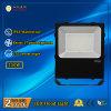 세륨 RoHS IP65 110lm/W와 270 도 광속 각을%s 가진 옥외 LED 플러드 빛 150W