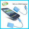 Alta calidad Mhl al adaptador del eje de HDMI para la galaxia de Samsung