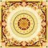 Ontwerp 1200*1200mm van het Patroon van de Tegel van de Bevloering van het tapijt