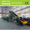 Ligne/film plastique de lavage d'agriculture de HDPE de PE réutilisant la machine