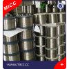 Micc alambre de la calefacción de resistencia de la aleación del cromo 8020 0.4m m del níquel
