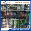 Planta completa pequeña y grande de calidad superior de la producción petrolífera