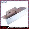 Decorativos de metal en ángulo de acero oculta soporte de repisa ángulo de la esquina