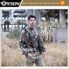 葉の屋外のSoftshellのデッド防水防風の軍隊の戦術的なジャケット