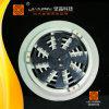 Parrilla redonda de aluminio del suelo de la venta caliente con el apagador de aire plástico