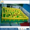 Lustiges Spiel-preiswertes aufblasbares Hindernis-Kurs-aufblasbares Labyrinth für Verkauf