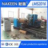 De grote CNC van de Pijp Scherpe Machine van het Gas van het Plasma voor Industrie