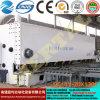 주문을 받아서 만들어진 CNC 공작 기계 유압 금속 격판덮개 깎는 기계 또는 장 절단기 20*13000mm