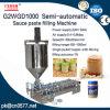 Halbautomatische pneumatische Soße-Pasten-Füllmaschine (G2WGD1000)
