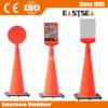New LLDPE produit Assembler Cône Avertissement Signal Board
