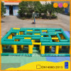 Labirinto gonfiabile del labirinto gonfiabile interattivo gigante (AQ16133)