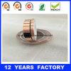 Fita de cobre adesiva da folha do único silicone lateral da alta qualidade 0.09mm