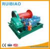 Élévateur matériel de construction de câble métallique du levage Ltd100