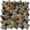 Вымощать плитку мозаики украшения садовничая каменную
