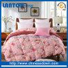 100 gebruikte het In het groot Geborduurde Dekbed van de polyester het Met de hand gemaakte Ontwerp van de Bladen van het Bed