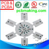 Base en aluminium Board, Big Power pour la carte de DEL Street Light Module Assembly pour Park,