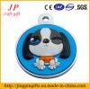 Heißer Verkauf kundenspezifische PVC-Zeichen-Metallhundeplakette