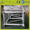Exposición cuadrada aleación de aluminio de la espita para armazones de iluminación