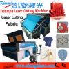 Gewebe-Kleid-Gummileder-Laser-Ausschnitt-Maschinen-Preis-Triumph