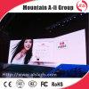 Advertizing Video를 위한 P31.25-O32 LED Grid Curtain Transparent LED Screen