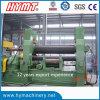 Máquina resistente do rolamento & de dobra da placa W11s-60X4000 de aço