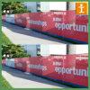 Vinyl su ordinazione Mesh Fence per Construction Building