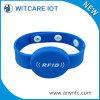 13.56MHzの防水Silicon RFID Bracelet
