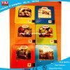 Libro infantil tridimensional elegante de la impresión del Hardcover 2015