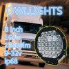 Самое горячее Seller Round СИД Driving Light 8 Inch 160W СИД Work Light 160W СИД Head Light Aluminum House Design