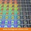 Anti-Fake 2D 3D fait sur commande Pet Holographic Sticker