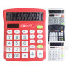 Billig 12 Digits Dual Power Desktop Calculator mit Large LCD Screen (LC236B)