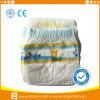 Tecidos do bebê das fitas da folha e da mágica da parte traseira de algodão