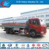 Tipo famoso Faw 6X4 caminhão de combustível de 7000 galões