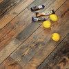 [8مّ] [هدف] يرقّق أرضية خشبيّة مع [لوو بريس], لون جديدة