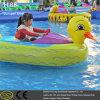 Barca Bumper del campo da giuoco dell'acqua di telecomando con il giocatore MP3 per i bambini